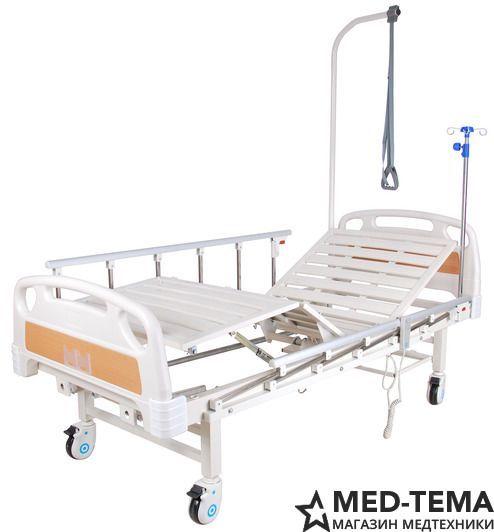 Медицинская кровать DB-7 в комплекте с матрасом