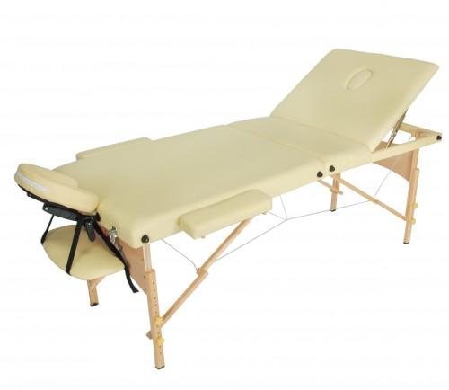 Массажный стол складной деревянный JF-AY01(МСТ-35)