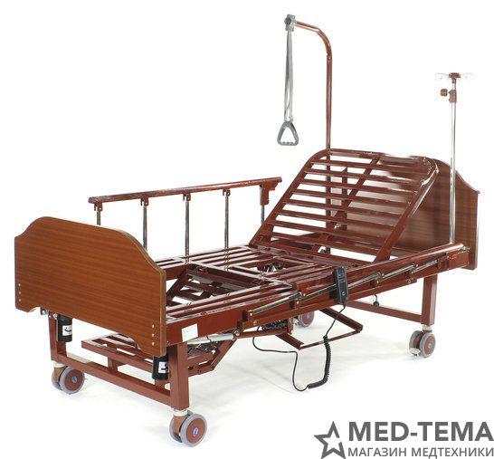 Кровать YG-2 с функцией «кардио-кресло» в комплекте с матрасом