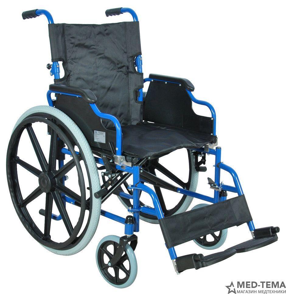 Кресло-коляска механическая универсальная активная FS909(B)