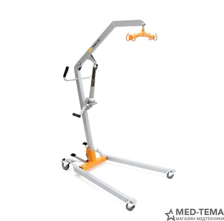 Подъемник для инвалидов механический TITAN 9-150